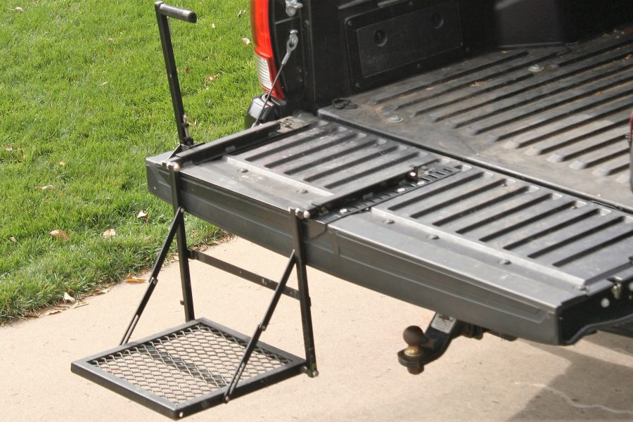 Tailgate Step Product Development